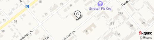 Дом быта на карте Актаса