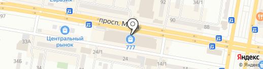 Оптика на карте Темиртау