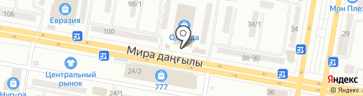 ЦРМ copy servis на карте Темиртау