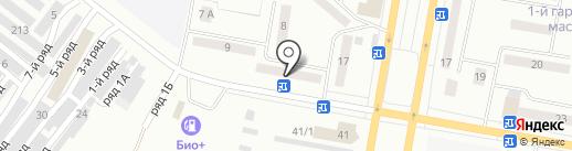 Энергоремонт-Т, ТОО на карте Темиртау