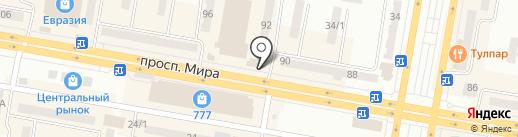 Oriflame на карте Темиртау