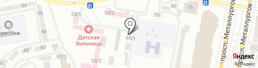2ГИС на карте Темиртау