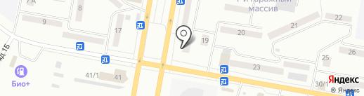 Caramel на карте Темиртау