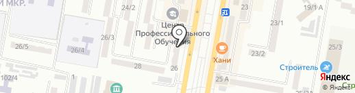 Dr.Frosh на карте Темиртау