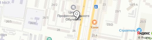 Ногтевая студия на карте Темиртау