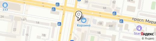 RICH MAN на карте Темиртау
