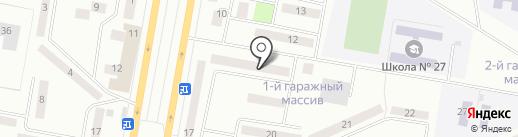 LG на карте Темиртау