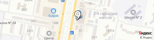 Технодом на карте Темиртау