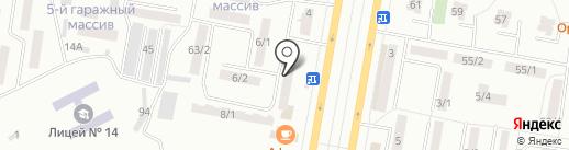 Сказка на карте Темиртау