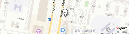Караганда Кредит, ТОО на карте Темиртау