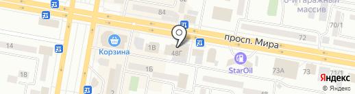 Непоседы на карте Темиртау