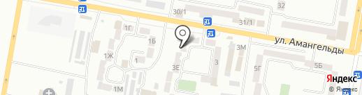 ElitAvto на карте Темиртау