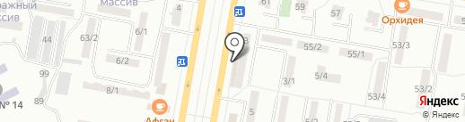 Банкомат, АТФ банк на карте Темиртау