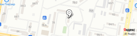 Алекс на карте Темиртау