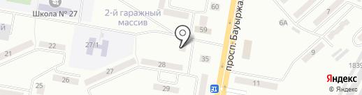 Аварийная служба на карте Темиртау
