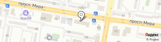 StillMen на карте Темиртау