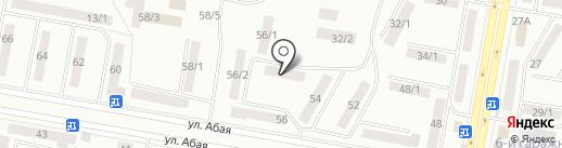 Астара на карте Темиртау