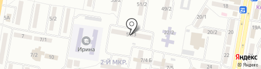 Стиль на карте Темиртау