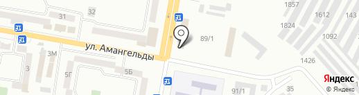 Фотосалон на карте Темиртау