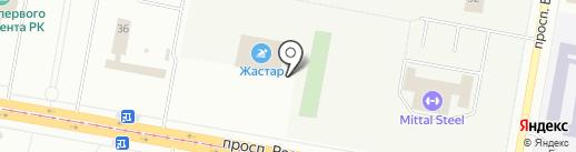 Max doner на карте Темиртау