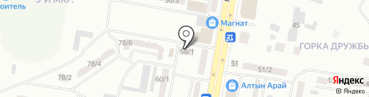 Nail Queen на карте Темиртау