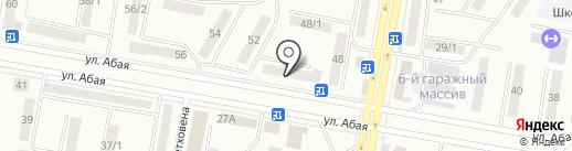 Аптека №109 на карте Темиртау