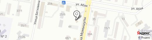 GazOil на карте Темиртау