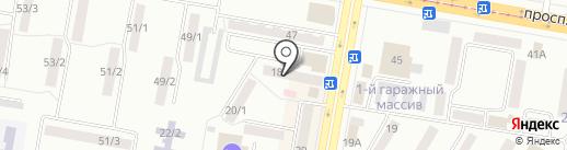Мир обуви на карте Темиртау