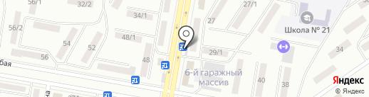 Кездесу на карте Темиртау