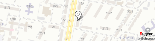 Экзотик Тур на карте Темиртау