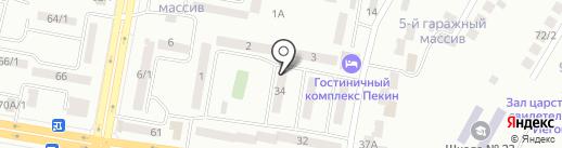 Эллада на карте Темиртау