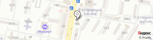 Мир одежды на карте Темиртау