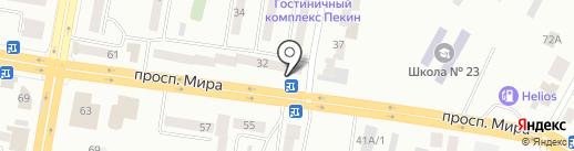 Гульнур на карте Темиртау