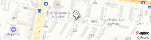 Эра на карте Темиртау
