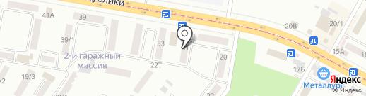 Смак на карте Темиртау