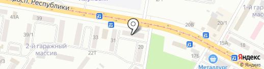 Гарант KZ, ТОО на карте Темиртау