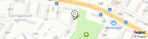 Детство на карте Темиртау