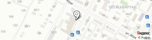 МяуHouse на карте Темиртау