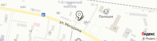 Алжани на карте Темиртау