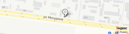 Энергомонтажстрой-А.К, ТОО на карте Темиртау