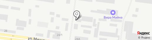 777 на карте Темиртау