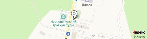 Хозяюшка на карте Чернолучья
