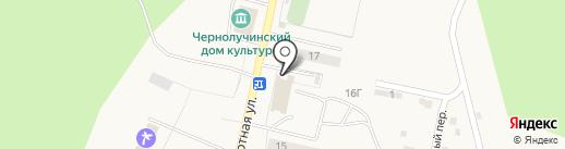 Чернолучинское отделение полиции на карте Чернолучья