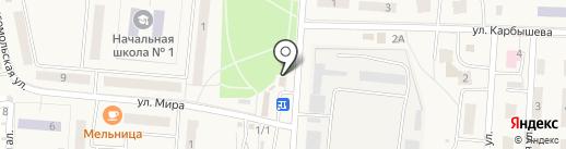 ЭльТЕХ на карте Лузино
