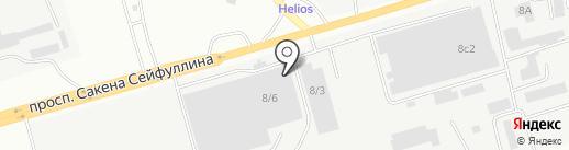 БВБ-Альянс, ТОО на карте Караганды