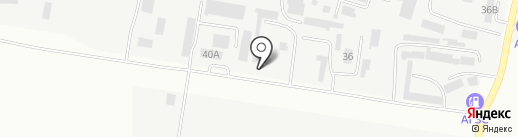 Фитосанитария, РГП на ПХВ на карте Караганды