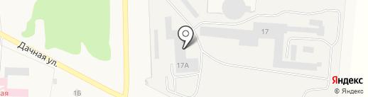 ПроектСтройКомплекс на карте Лузино