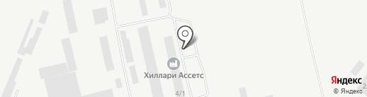 Гурда, ТОО на карте Темиртау