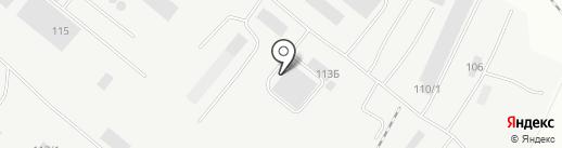 ТехАвто ЛТД, ТОО на карте Караганды