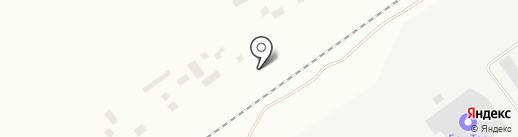 Аккудык на карте Темиртау